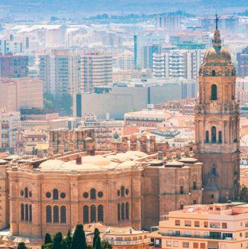 things to do in malaga, 3 day malaga itinerary, Malaga Cathedral