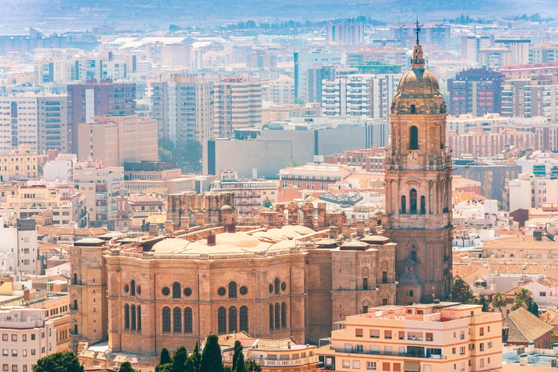 things to do in malaga, 3 day malaga itinerary, Malaga Cathedral