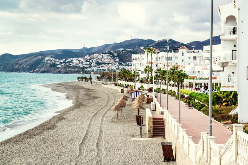 things to do in malaga, 3 day malaga itinerary, trip to Nerja