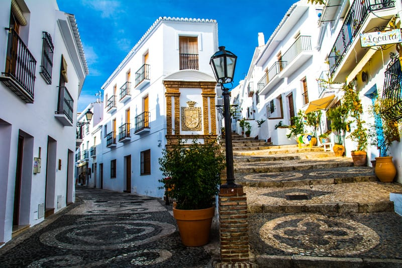 things to do in malaga, 3 day malaga itinerary, Frigiliana