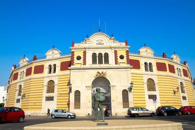 almeria, plaza de toros, bullfight ring , things to do in almeria