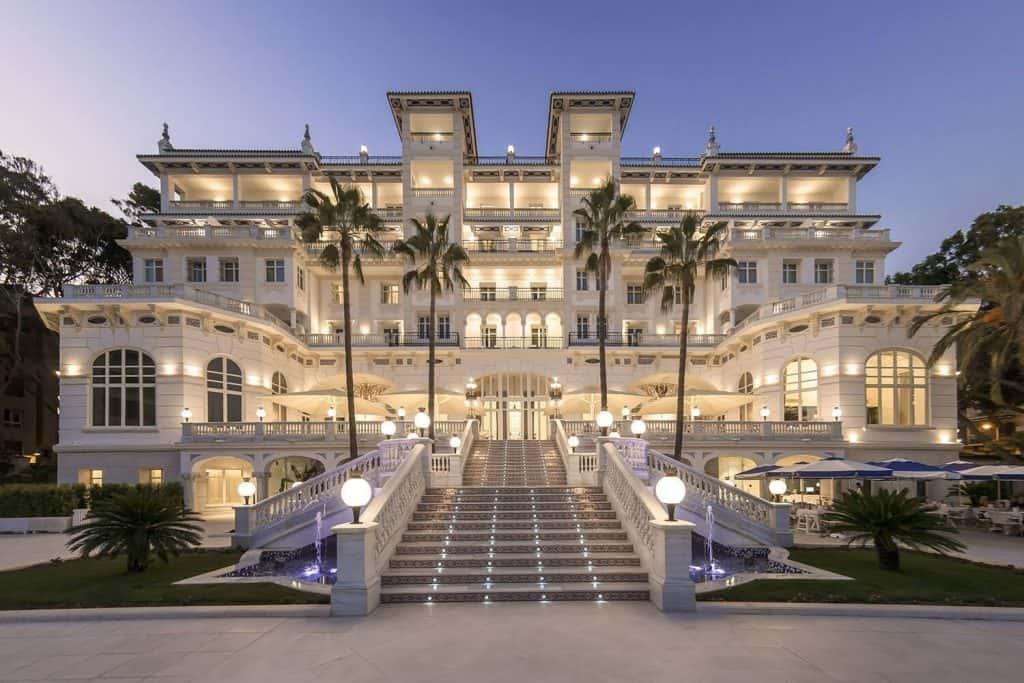 gran hotel miramar malaga, malaga hotels