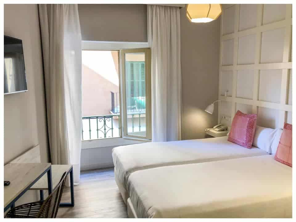 hotel boutique teatro romano, hotels in malaag budget