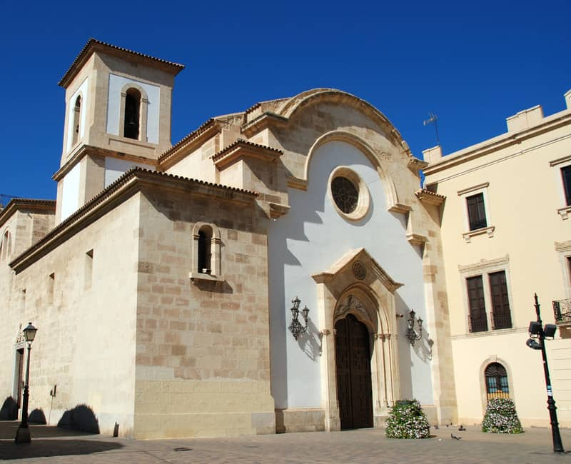 Our Lady of the Sea Church, Almeria, Costa Almeria, Almeria Province, Andalusia, Spain, Western Europe, southern spain, virgen del mar