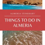 Wondering what to do in Almeria, Spain? Learn about the best things to do in Almeria, Andalucia incl. the best tapas, best hotels and what to see in Almeria, Spain. #visitsouthernspain #southernspain #spain #andalucia #almeria #almeriaspain #cabodegata