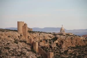 Fortificación de Almeria, things to do in almeria, 3 days in almeria, southern spain