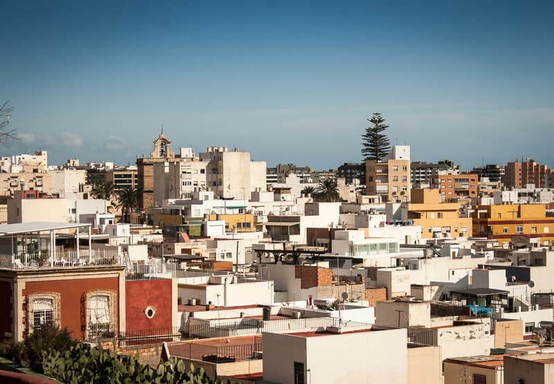 things to do in almeria, southern spain, view on almeria, 3 day itinerary almeria