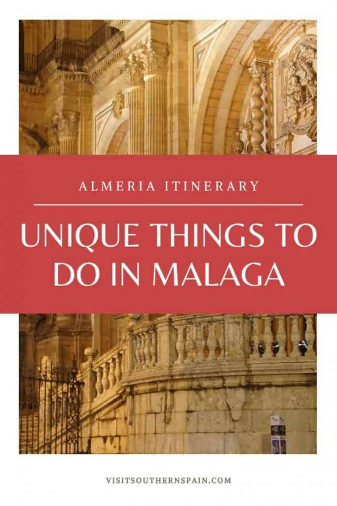 Are you traveling to Malaga, Spain and wondering about things to do in Malaga City? Find the perfect Malaga itinerary to spend 3 days in Malaga, Andalucia with gorgeous Malaga hotels, tapas and tours #malaga #visitsouthernspain #malagaspain #thingstodoinmalaga #malagaandalucia #spaintravel