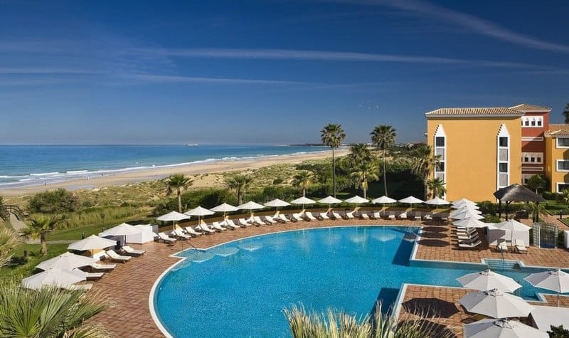 Beach Resorts Near Seville, Sancti Petri