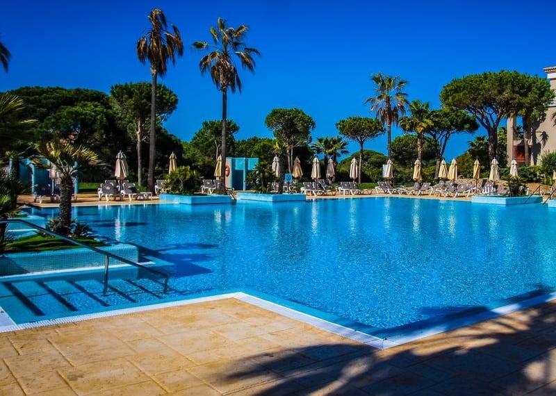 Beach Resorts Near Seville, Sancti Petri