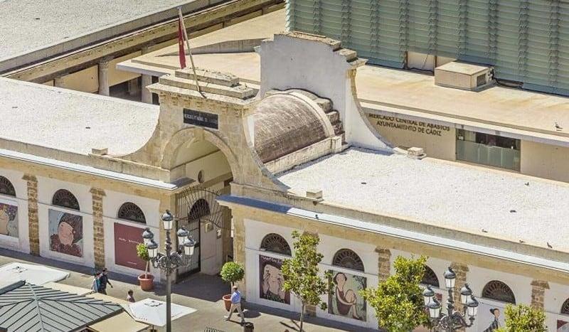 3 day itinerary Cadiz, Mercado Central