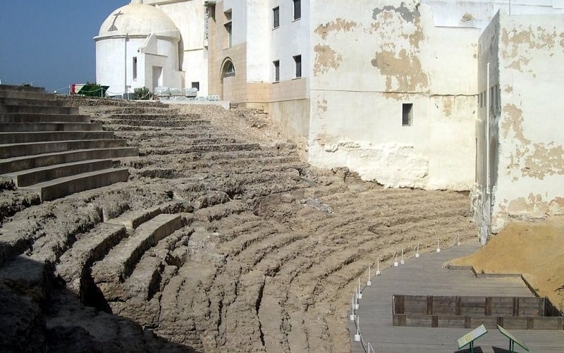Things to do in Cadiz, Roman Theatre