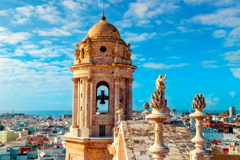 Things to do in Cadiz, The tower of the Cadiz Cathedral