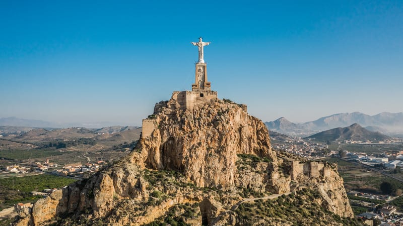 Things to do in Murcia, Monteagudo Castle