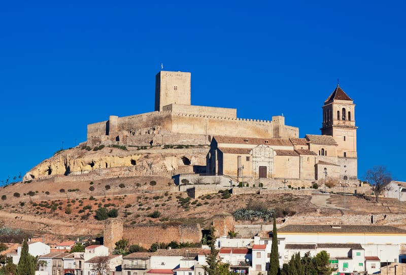 Things to do in Jaen, Santa Catalina castle