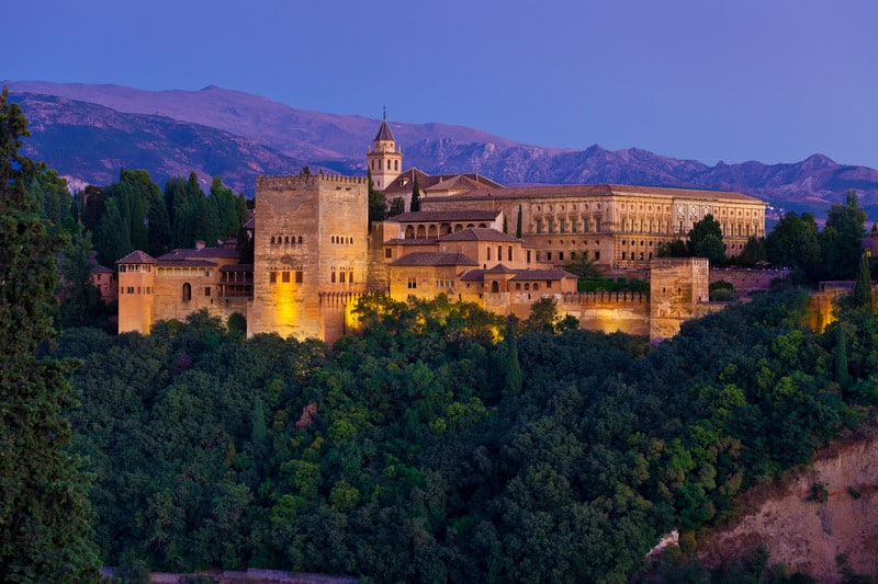 3 day itinerary Marbella, Day Trip to Granada
