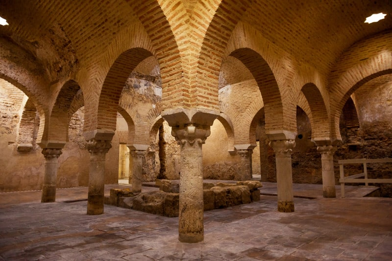 3 Day Itinerary Jaen, Arabic baths