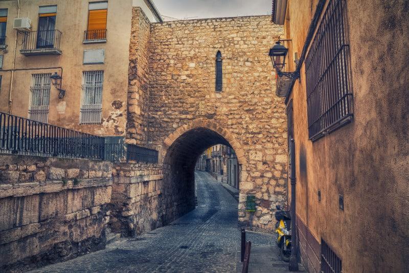 Itinerario de 3 días Jaén, Arco de San Lorenzo