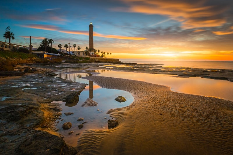 Beach Resorts Near Seville, Chipiona