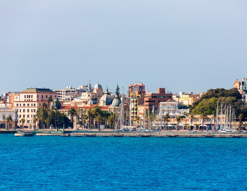 Things to do in Murcia, Cartagena