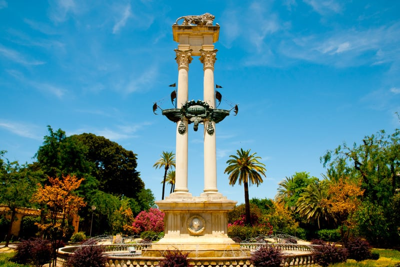 Things to do in Seville, the tomb of Christopher Columbus