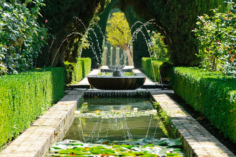 Things to do in Granada, Gardens of Generalife, 3 day granada itinerary