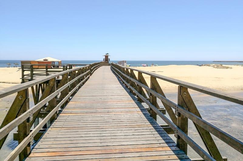Beach Resorts Near Seville, Isla Cristina