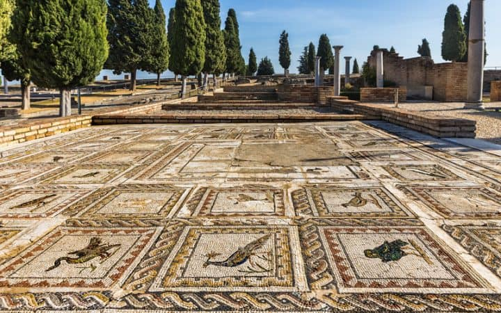 Things to do in Seville, Italica