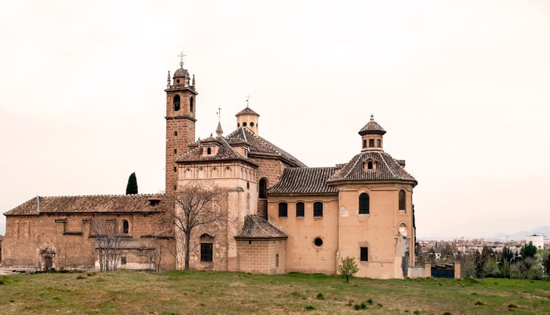 Things to do in Granada, Cartuja Monastery