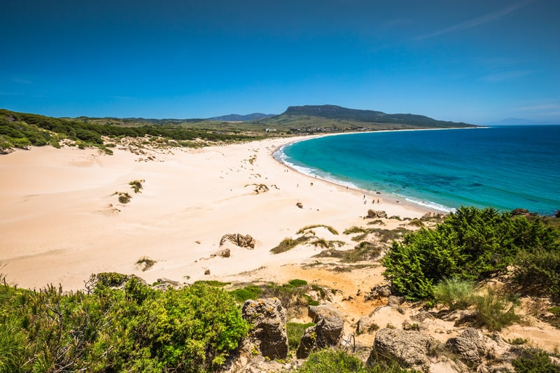 Beach Resorts Near Seville, Bolonia