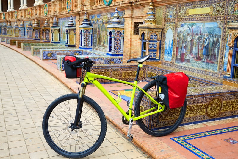 3-day itinerary Seville, Bike Tour