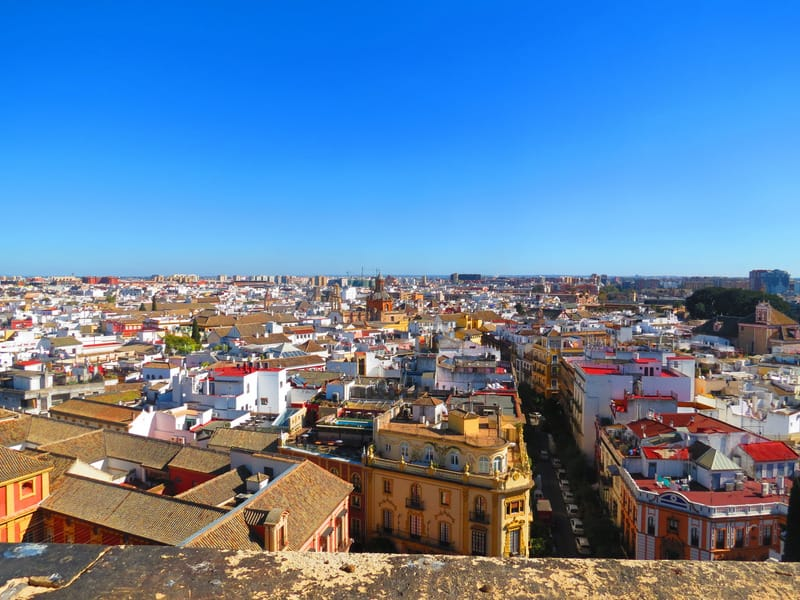 Things to do in Seville, Santa Cruz
