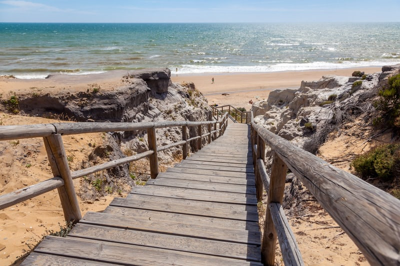 Beach Resorts Near Seville, Costa De La Luz