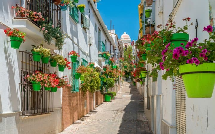 Things to do in Estepona, Historic Center