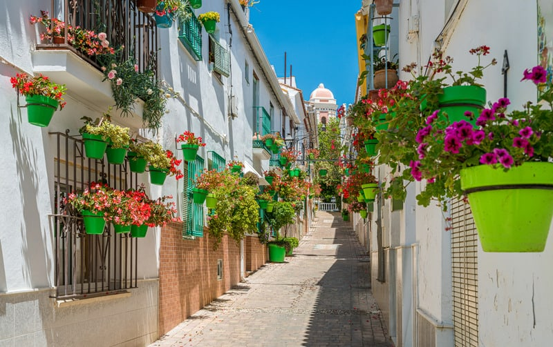 Things to do in Estepona, Historic Center, southern spain