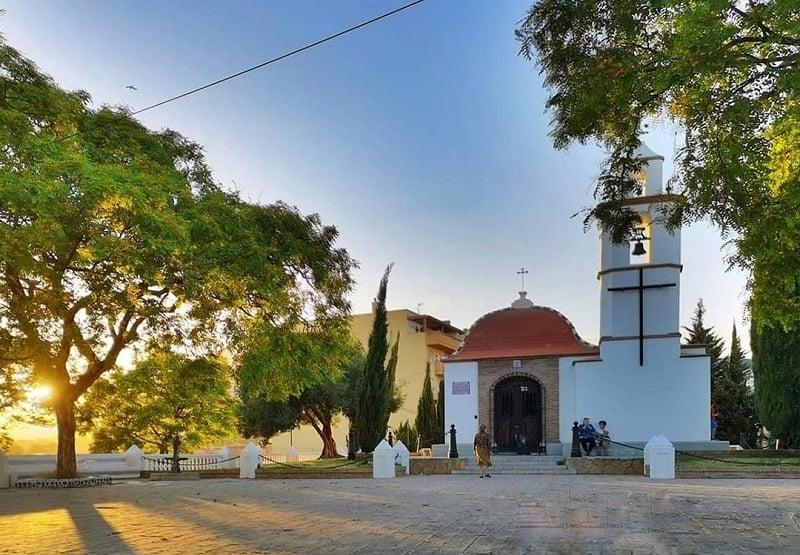 Estepona 3 day itinerary, Ermita del Calvario