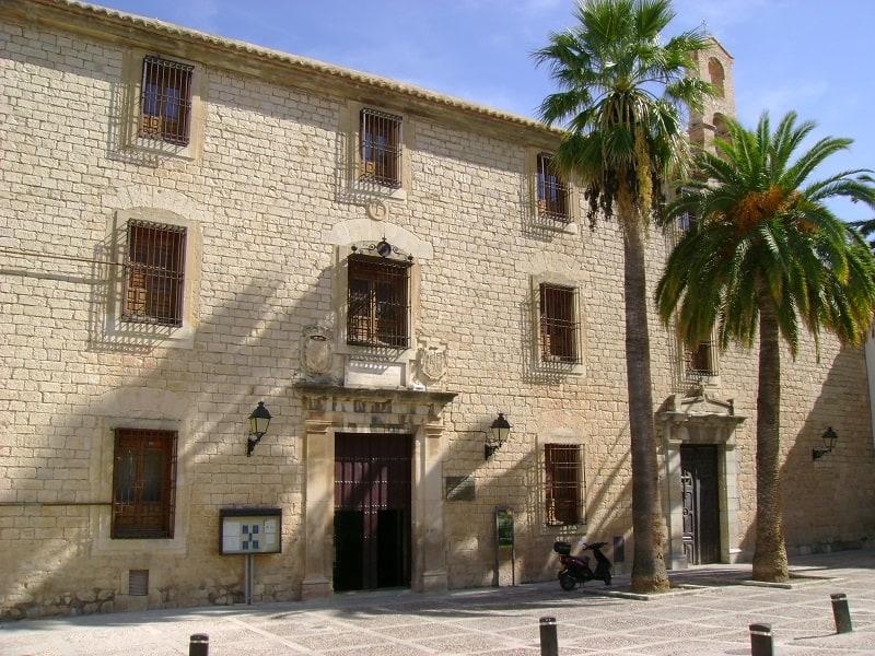 3 Day Itinerary Jaen, Palacio de Villardompardo