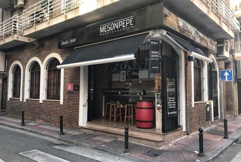 3-day itinerary Murcia, Meson de Pepe