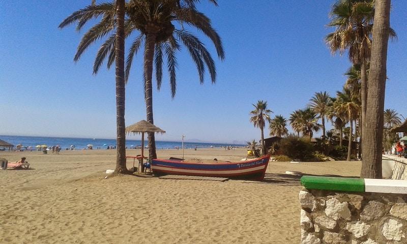 Things to do in Estepona, Rada beach