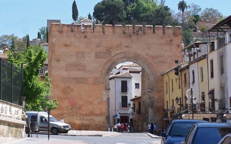 Puerta de Elvira, 3 day itinerary granada