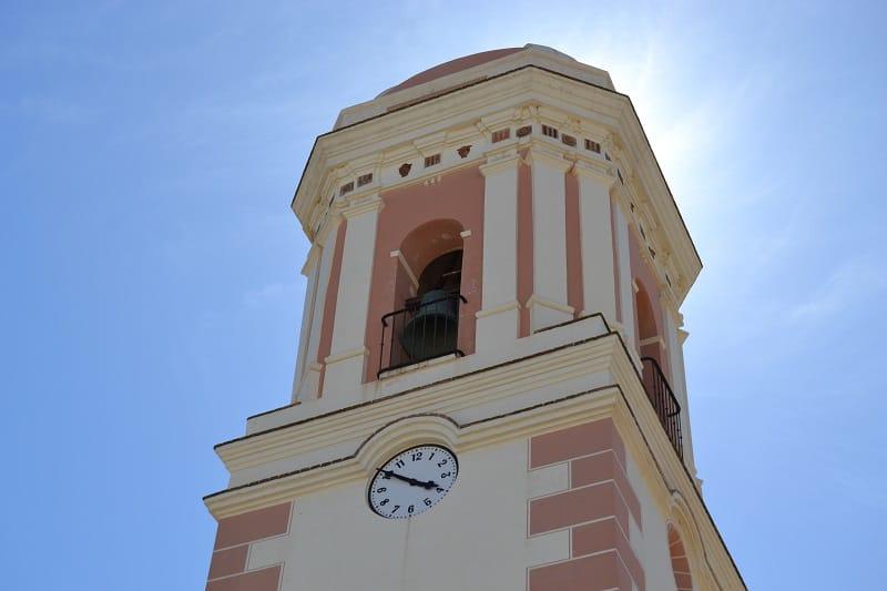 Estepona 3 day itinerary, Torre del Reloj, andalusia