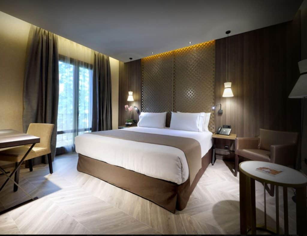granada accommodation eurostars irving hotel, luxury hotel