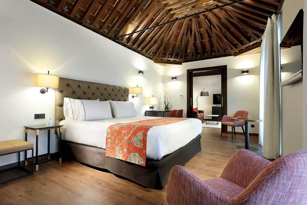 granada accommodation eurostars catedral hotel, luxury hotel