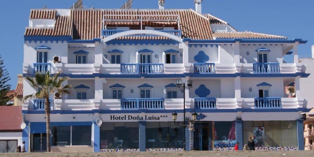 hotel dona luisa estepona hotels spain
