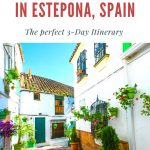 Looking forward to spending holidays in Estepona, Southern Spain? Discover the perfect Estepona itinerary with the best things to do in Estepona, Andalucia incl. the prettiest places in Estepona Old Town, the best hotels in Estepona and the best restaurants in Estepona. Find also the prettiest Estepona beach to enjoy tapas, all with gorgeous Estepona, Spain pictures. Explore a less know gem in Andalucia. #estepona #esteponaspain #southernspain #esteponaoldtown #esteponabeach #esteponarestaurants