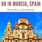 Traveling to Murcia, Spain and wondering about things to do in Murcia? This 3-day itinerary takes you to the best attractions in Murcia, Southern Spain including the best hotels in Murcia, the best restaurants where to eat tapas in Murcia including day trips from Murcia, Spain to the best Murcia beaches and Cartagena. #murcia #murciaspain #southernspain #murciabeaches #murciathingstodo #murciaspain #murciacoast #murciaphotography