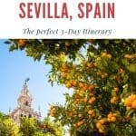 Wondering about the best thigns to do in Seville, Spain? Discover the perfect 3-day itinerary with must-see attractions in Sevilla, Andalucia, the best hotels, the best restaurants and where to see flamenco in Seville. And of course, our local's tips when it comes to tapas and viewpoints. #seville #sevilla #andalucia #southernspain #spain #andalucia #andalusia #besthingstodoinseville #sevilleitinerary