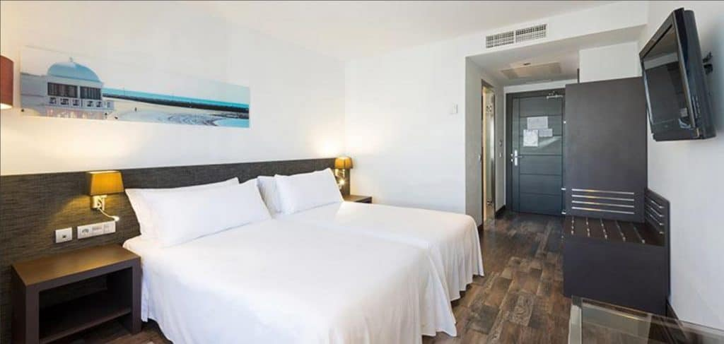 tryp cadiz hotel, accommodation in cadiz, mid range
