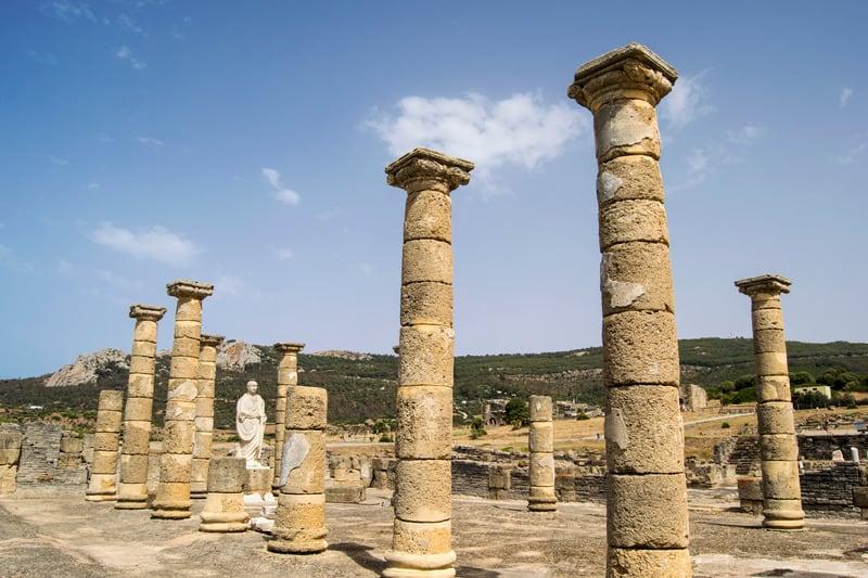 3 day itinerary Tarifa, the ruins of Baelo Claudia