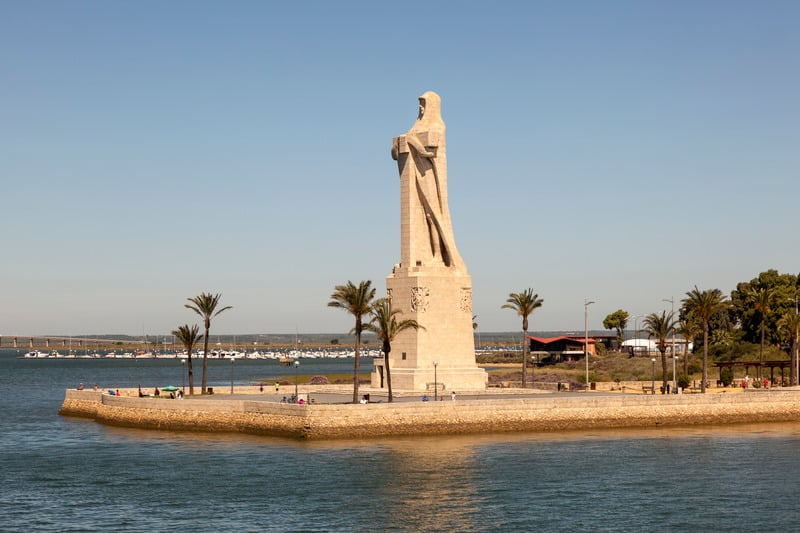 Things to do in Huelva, Columbus Monument